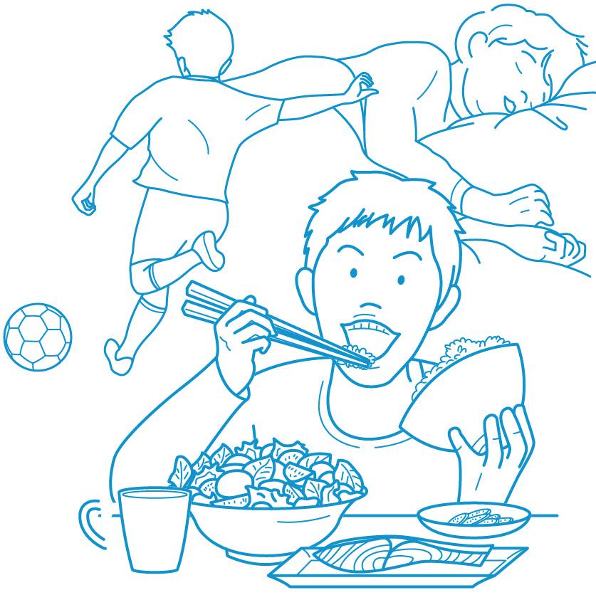Kids Top Illustration